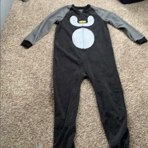 Boys one piece pjs